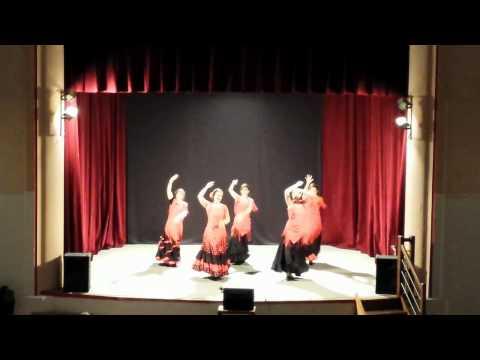 Fin d'année Centro Espagnol Perpignan 2014