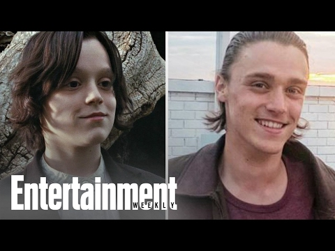 Harry Potter: Young Professor Severus Snape Actor All Grown Up   Flash  Entertainment Weekly