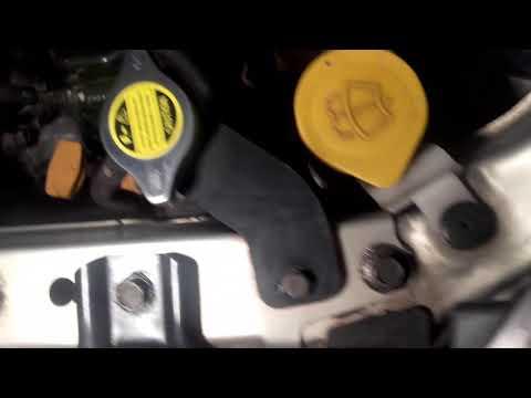 Земена радиатора на субару трибеки 3 литра кратко