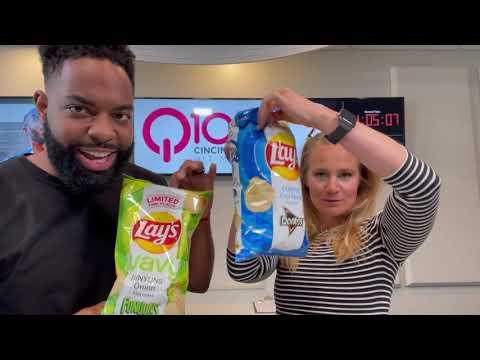 Doritos..but make it Lays! (Taste Test)