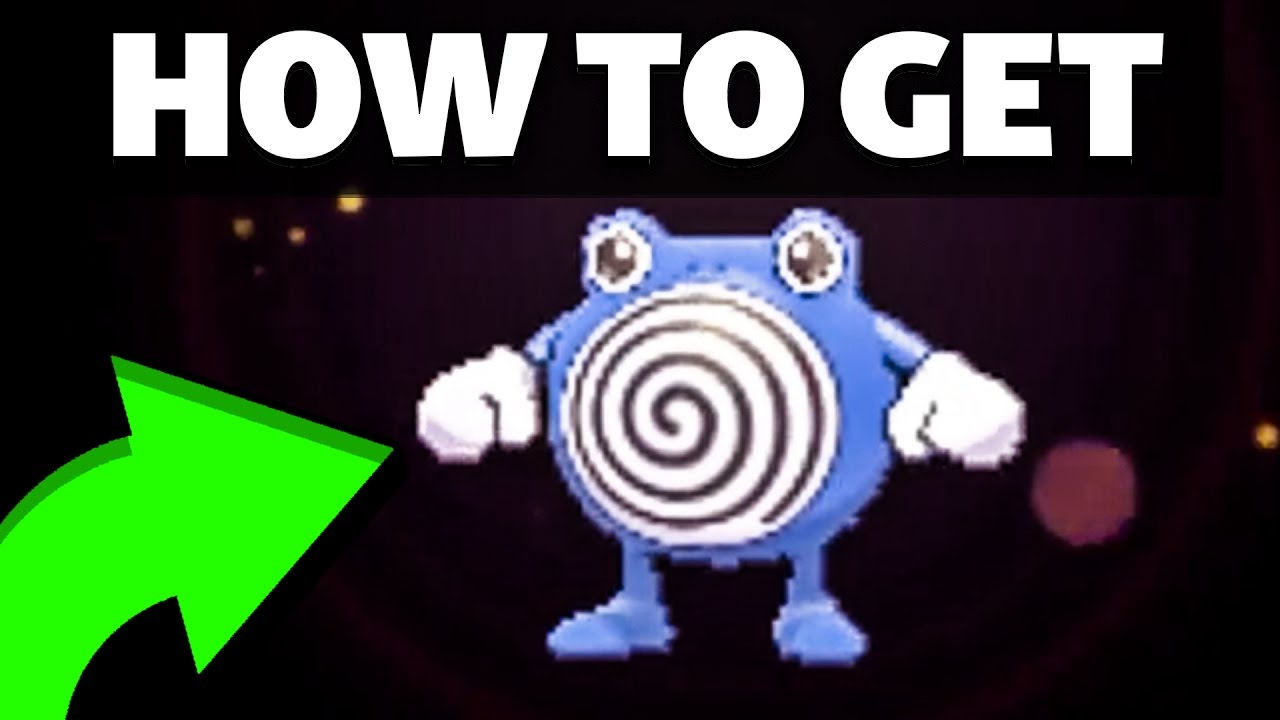 6fbe98a2 HOW TO GET Poliwhirl in Sun and Moon | Pokemon Sun and Moon - YouTube