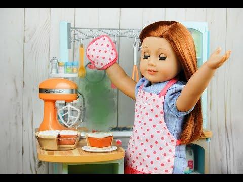 The Pumpkin Pie Predicament - An American Girl Short Film