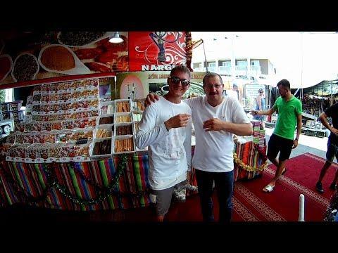 Рынок в Кемере (Продуктовый). Турция. 09.19г