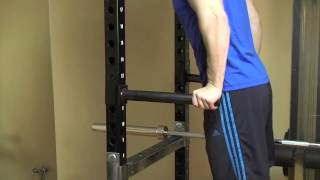 Test Powertec Power Rack (WB-PR)