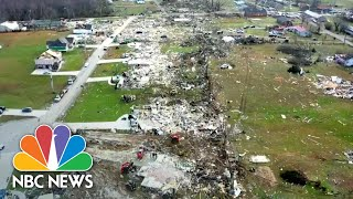 Tennessee Man Leapt Into Action To Help During Deadly Tornadoes | NBC Nightly News