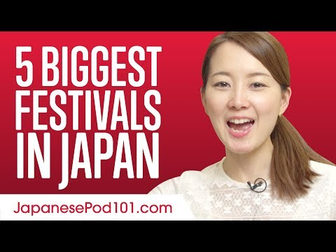 5 Biggest Festivals In Japan