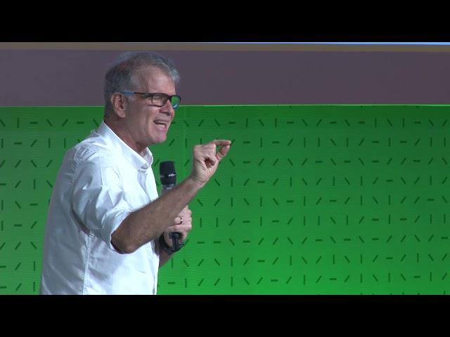 Palestra gratuita: Bernardinho fala sobre como lidar com frustrações