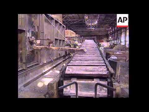 AZERBAIJAN: SUMGAIT: CHEMICAL WASTE CAUSES ENVIRONMENTAL DAMAGE