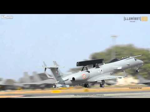 Indian Air Force - Embraer ERJ-145 HD