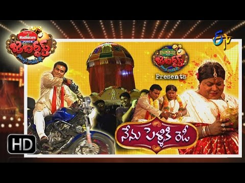 Jabardasth |17th November 2016 | Full Episode | ETV Telugu