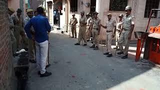 पूरा सिरोही बंदमुस्लिम के लड़के ने हिंदू के लड़के को मारी चाकू इसलिए पूरा सिरोही बंद