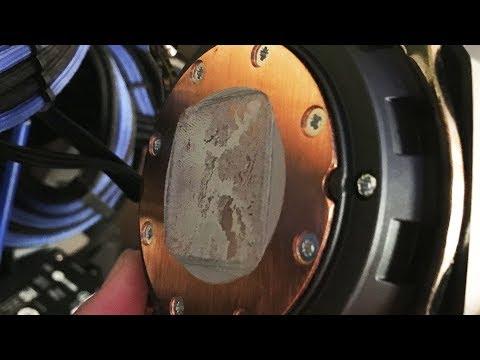 Don't change your thermal paste! | Corsair Pre-applied VS Noctua NT-H1