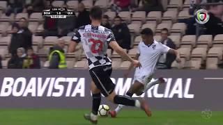 Video Gol Pertandingan Boavista vs Vitoria Guimaraes