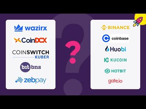 Which is the Best Crypto Exchange? – Comaprison     ഏറ്റവും മികച്ച ക്രിപ്റ്റോ എക്സ്ചേഞ്ച് ഏതാണ്?