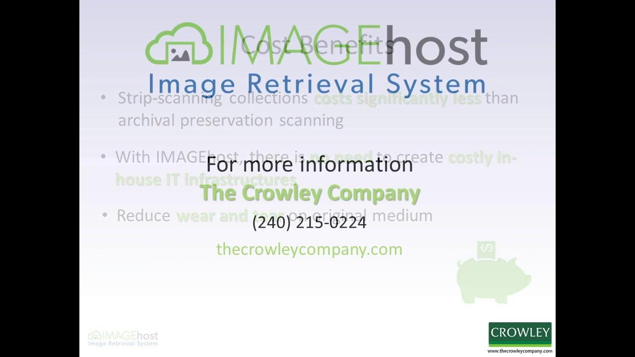 IMAGEhost Microfilm Retrieval System