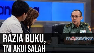 Download Video PKI dan Hantu Politik: Razia Buku, TNI Akui Salah (Part 1) | Mata Najwa MP3 3GP MP4