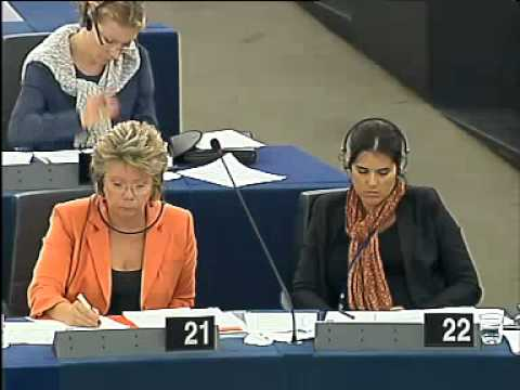 European Parliament debate on the political situation in Romania - 12.09.2012 [Full]