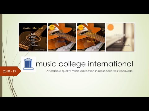 Music College International - Online Music Academy