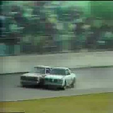 NASCAR - The Infamous Fistfight - Daytona 500 1979