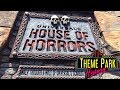 The Theme Park History of Universal's House of Horrors (Universal Studios Hollywood)