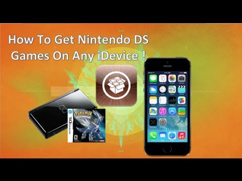 How To Get Pokemon or Any GBA Game On Iphone/Ipad 2014 NON ...