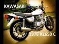 78'KZ650 C2 Kawasaki 1st fly-by Orlando FL. 4-1 Kerker Full Sound