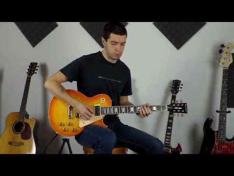 Black Country Communion - Song Of Yesterday (Guitar Tutorial)