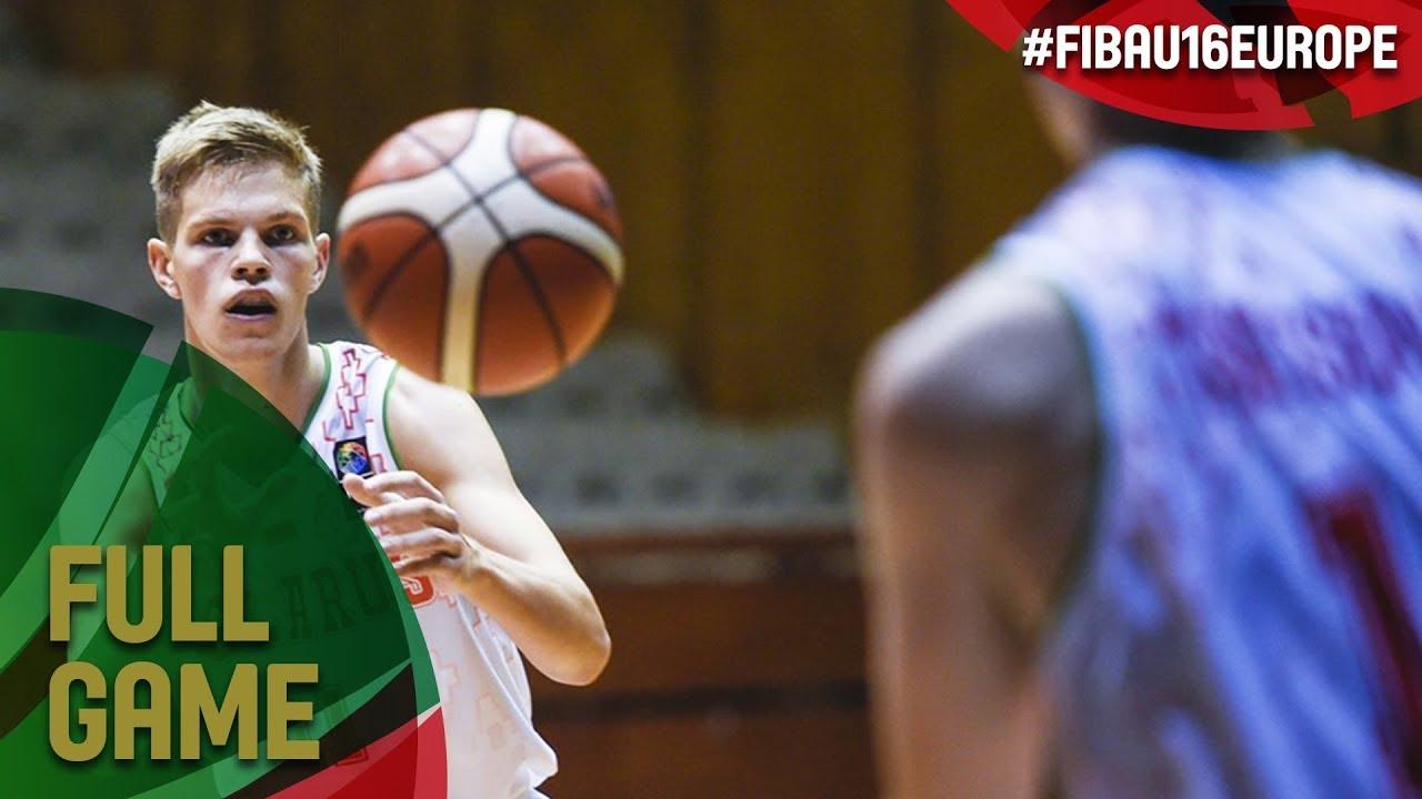 Belarus v Poland - Full Game