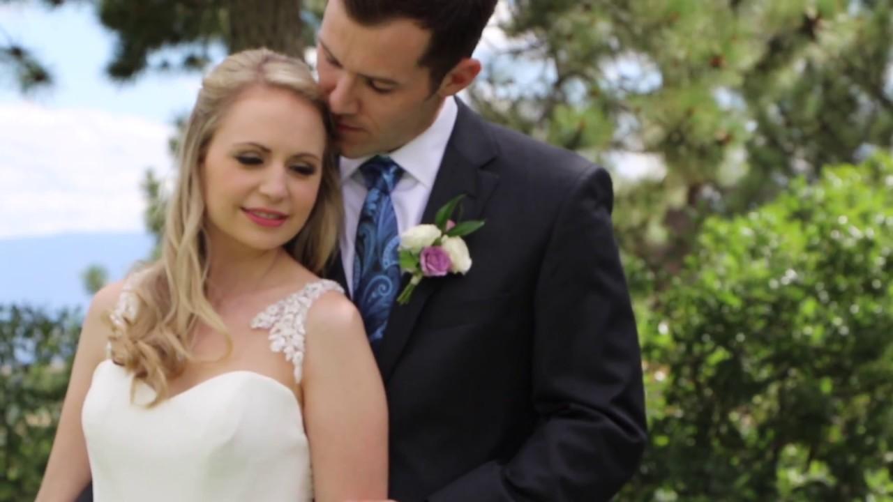 Becky+Scott's Sanctuary Wedding Trailer