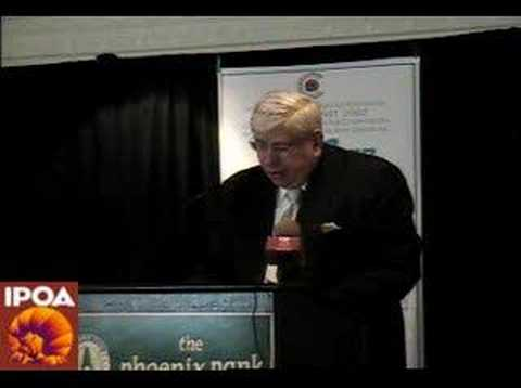 IPOA Annual Summit 2007 - Ep. 35 - Jacques Paul Klein Part 3