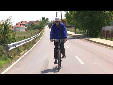 Likovc, 74 vjeçari shëtit veç me biçikletë - 21.05.2018 - Klan Kosova