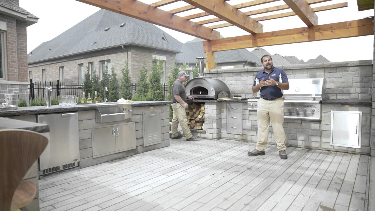 Outdoor Kitchen   Overview