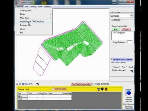 Import CPMC Key Logs