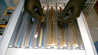#3 Инфракрасная паяльная станция своими руками/ Сonstruction of infrared soldering station