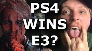 Did Sony Just WIN E3 2018? Maybe...- Ps4 Press Conference Reaction