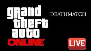 LIVE: GTA 5 ONLINE: NIGHTMARE VS. WAXX