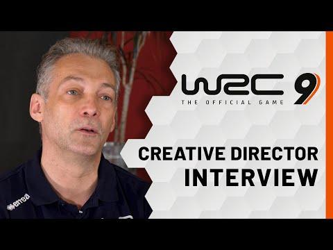 WRC 9 | Creative Director Interview (Gamescom 2020)