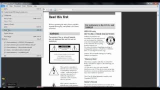 Split out pages from PDF without Acrobat