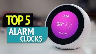 TOP 5: Alarm Clocks 2018