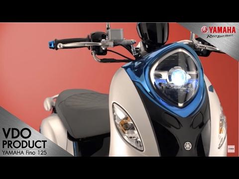 [Product Vdo] Yamaha Fino125 ดียังงัย มีอะไรใหม่บ้างนะ