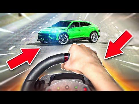 ИГРАЮ НА РУЛЕ В Car Parking Multiplayer ! (ПЕРВАЯ РЕАКЦИЯ)