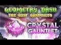 """Crystal Gauntlet"" Complete [All Coins] - Geometry Dash 2.11 Gauntlets | GuitarHeroStyles"