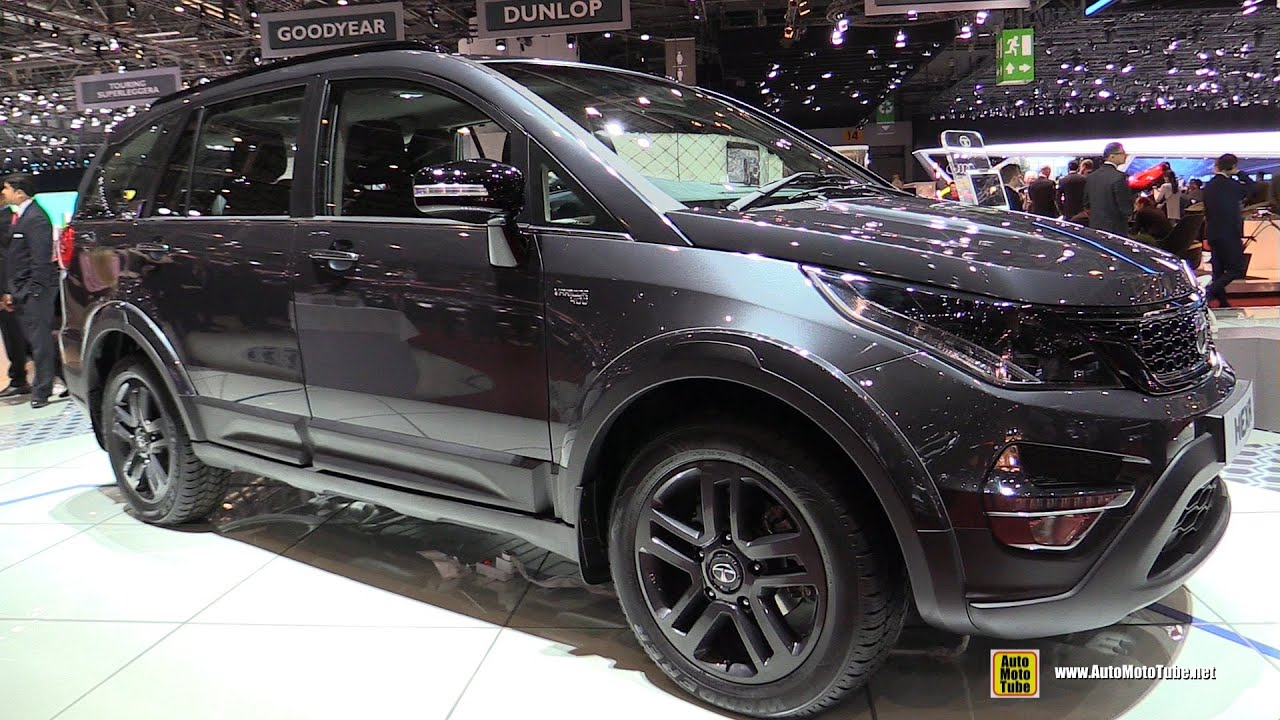 2016 Tata Hexa Varicor 400 Exterior And Interior Walkaround 2016