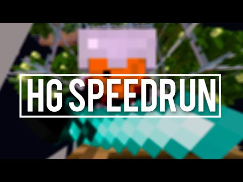 [MC-HG] Speed HG - 1 / Doodledew ~ Hermit ~/