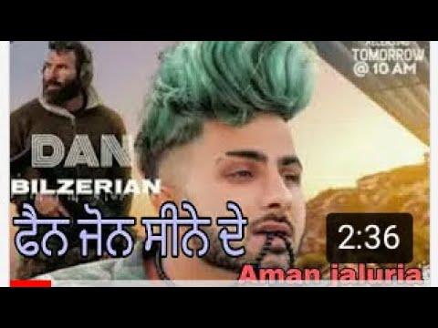 Fan John Cene De   Sidhu Moosewal Ft. Aman Jaluria   Latest Punjabi Song 2019