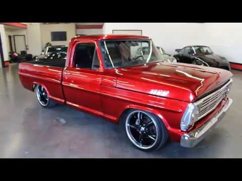 1969 ford f100 pickup for sale at gt auto lounge youtube. Black Bedroom Furniture Sets. Home Design Ideas