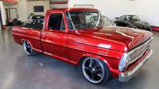 1969 Ford F100 Pickup For Sale at GT Auto Lounge