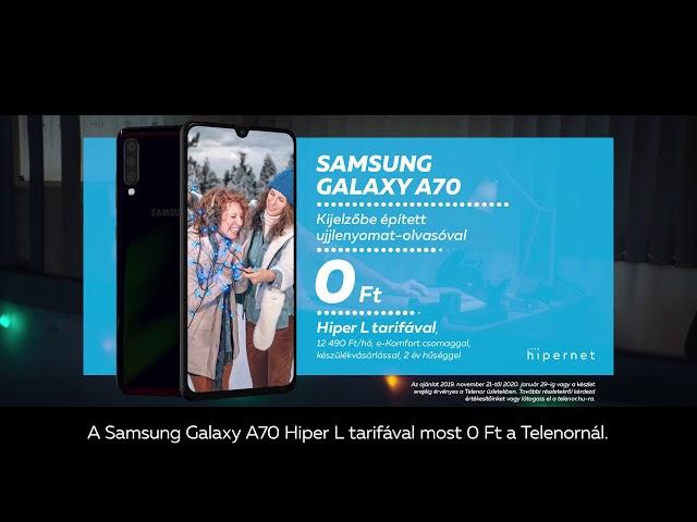 Samsung A70 #EGYÜTTIGAZI