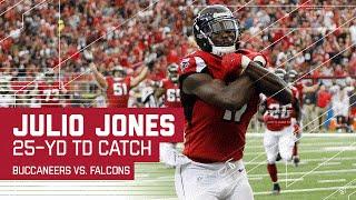Julio Jones Turns on the Burners for Big TD! | Buccaneers vs. Falcons | NFL