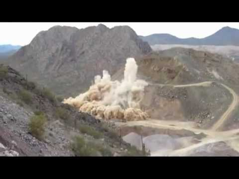 Copper Resource Contracting - Drilling & Blasting